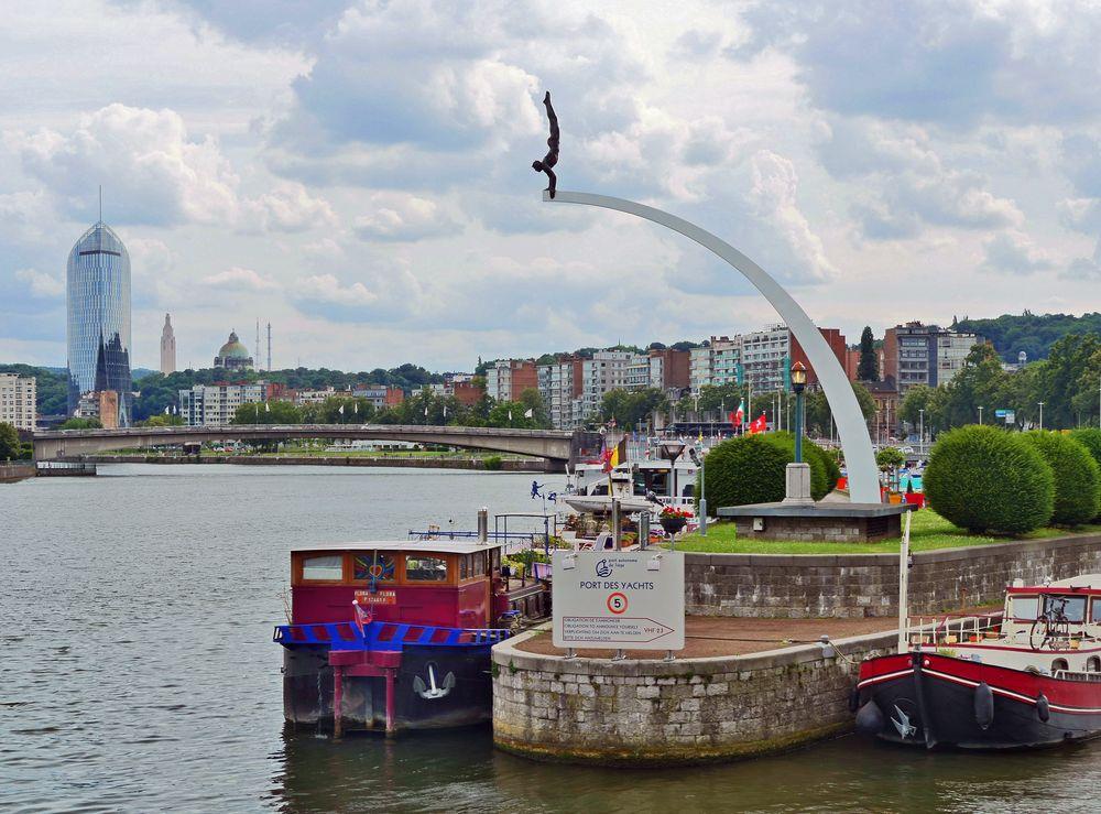 Liège - Port des Yachts