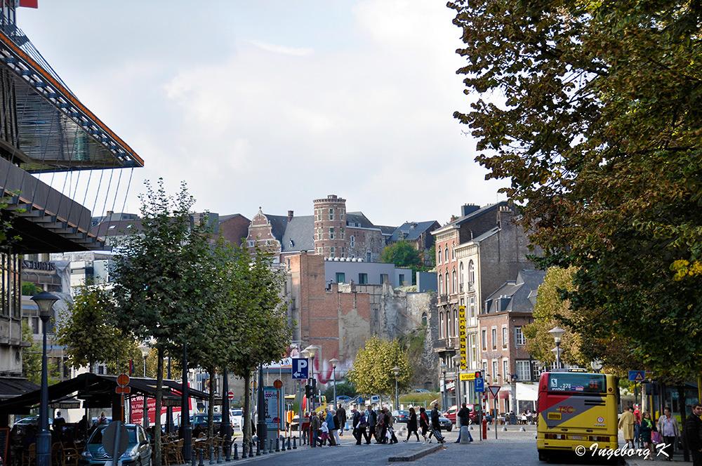 Liége - Stadtansicht