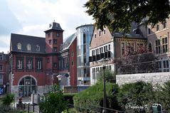 Liége - Stadtbild