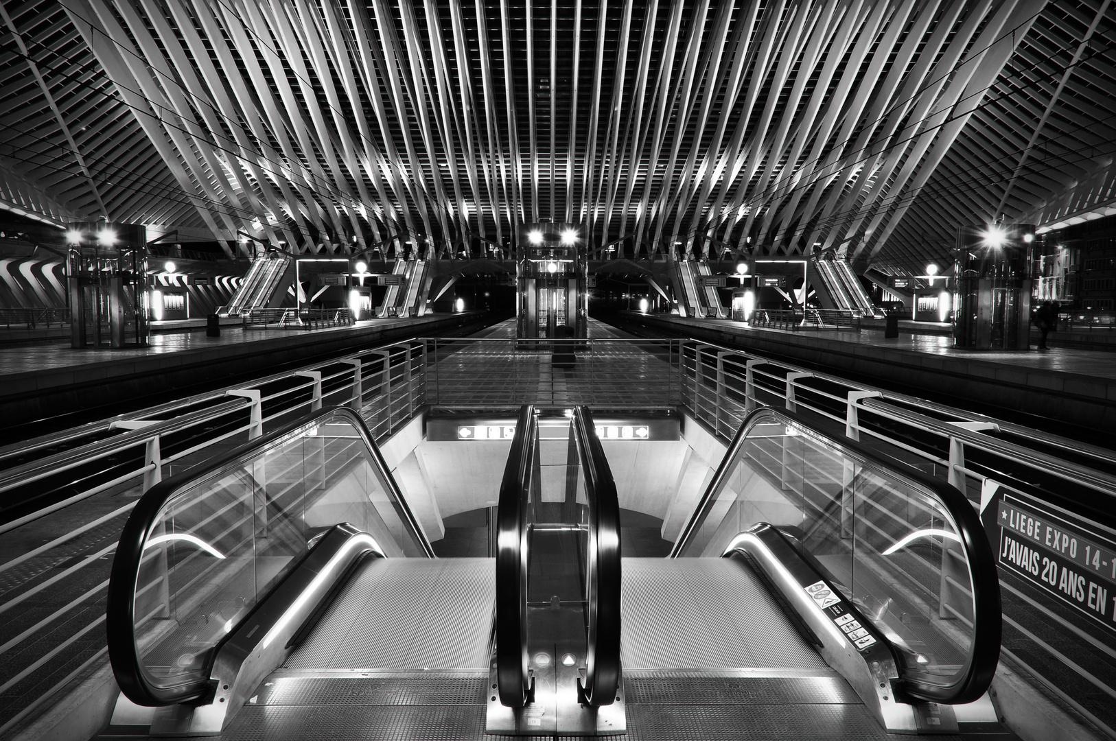Liege Stairway