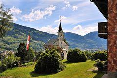 Lienz - Kapelle am Hotel