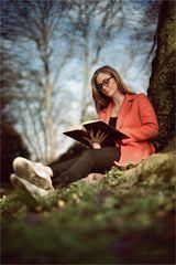* Lies mir eine Geschichte vor...! *