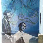 LIESL und KARL Graffiti