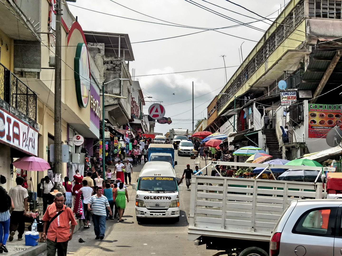 Life in Tapachula