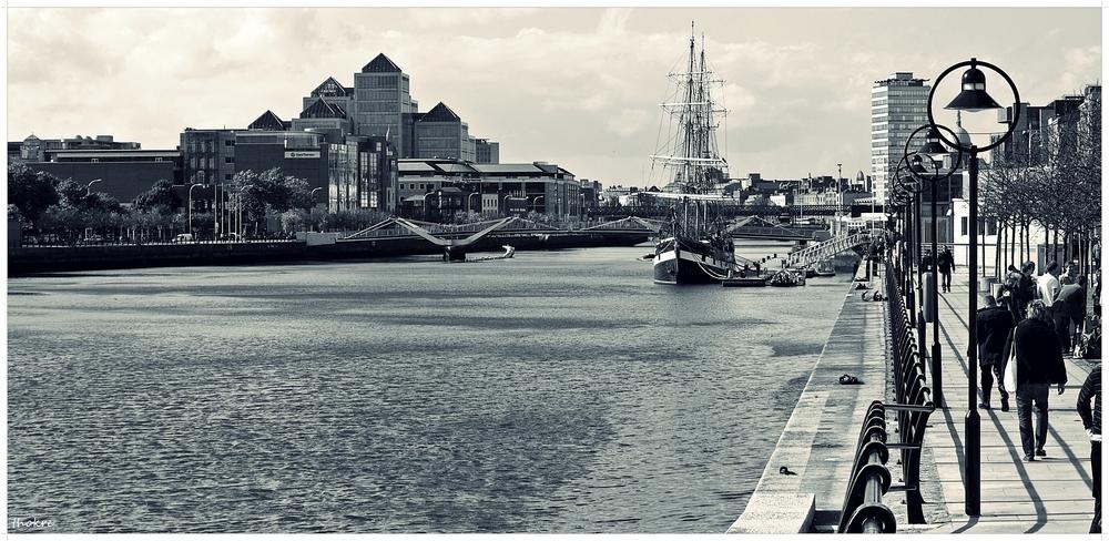 Liffey River - Dublin I