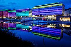 Light Act in Saarbrücken