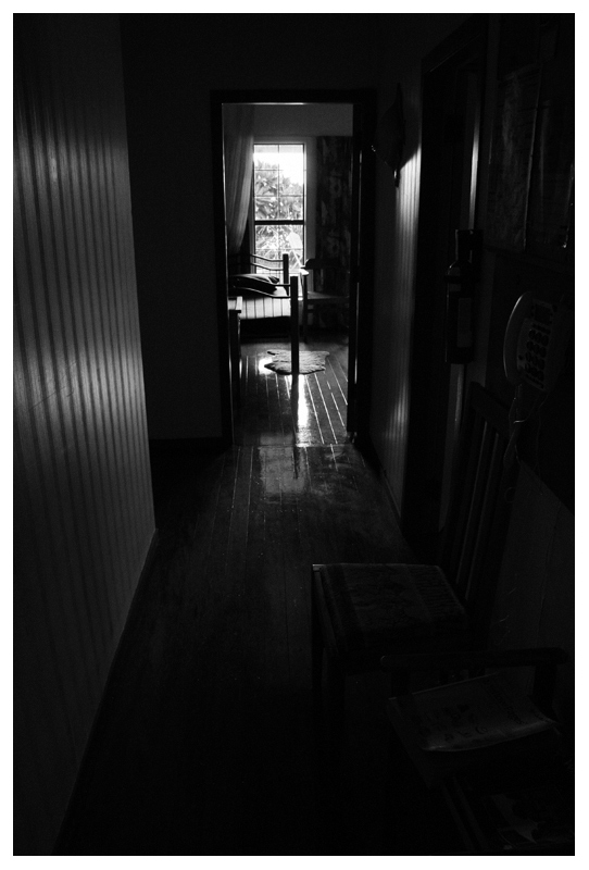 Light and Shadows 5-Paekakriki Hostel