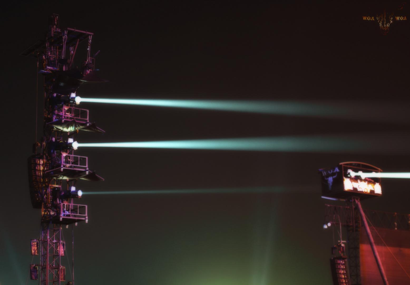 Light Giant in Wacken 2011