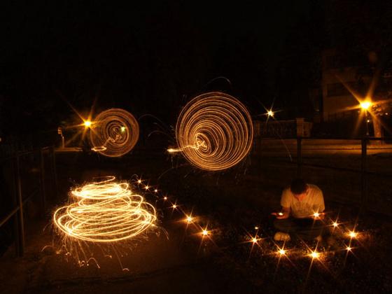 Light Graffity - Candle