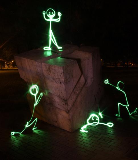 Light Graffity - Champions