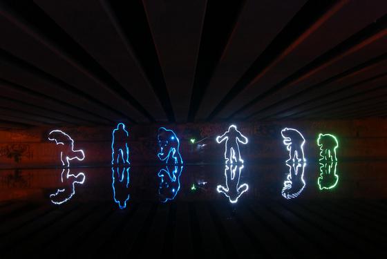 Light Graffity - Humans