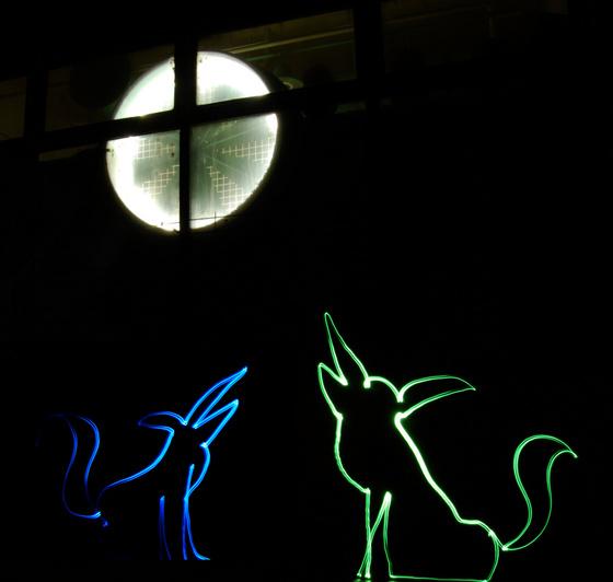 Light Graffity - Moon