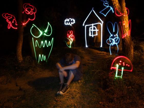 Light Graffity - Nightmare