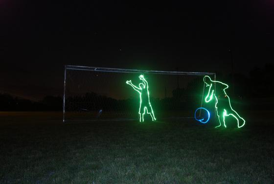 Light Graffity - Soccer
