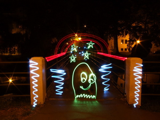 Light Graffity - Worm