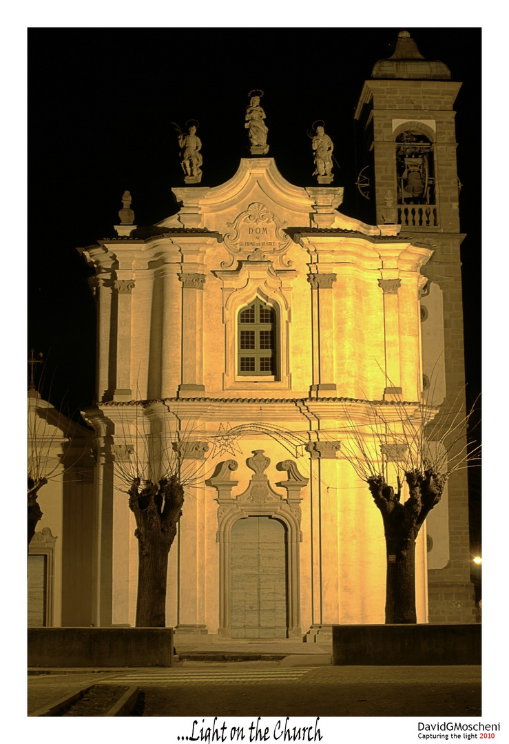 ....Light on the Church