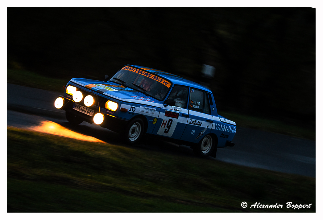 Light on | WP4 Rallye Race Gollert