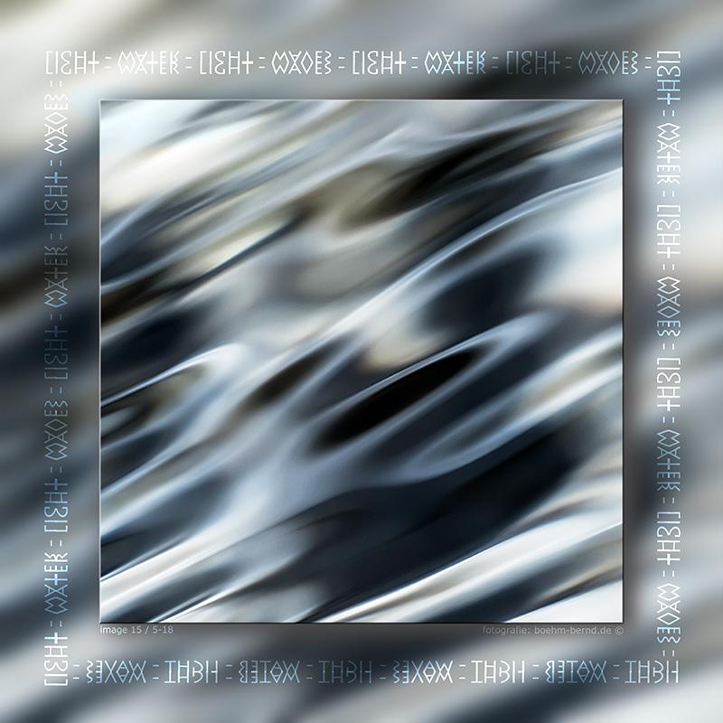 - Light - Water - Light - Waves - Light - II