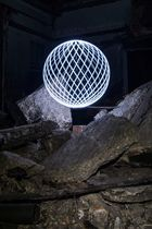 Lightball@LostPlaces