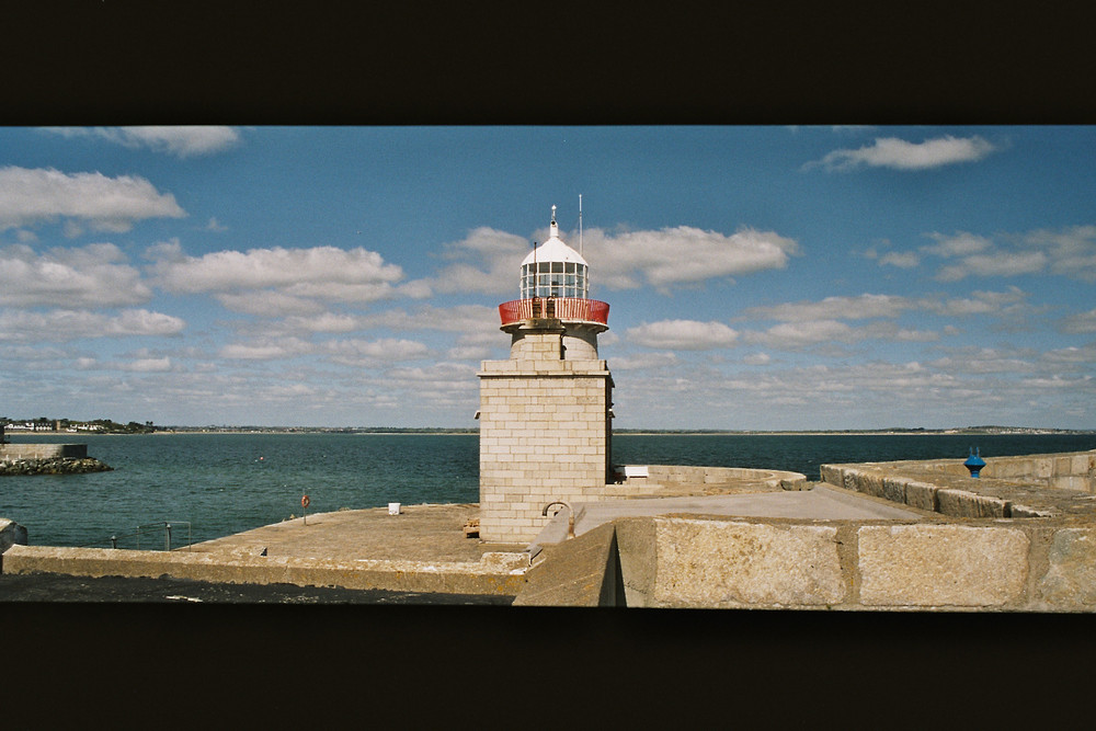 Lighthous - Howth Pier