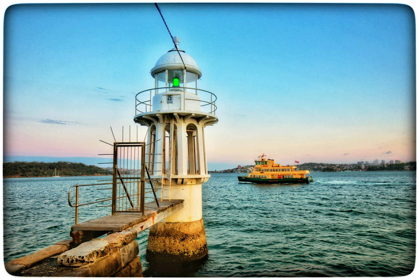 Lighthouse at Cremorne Point
