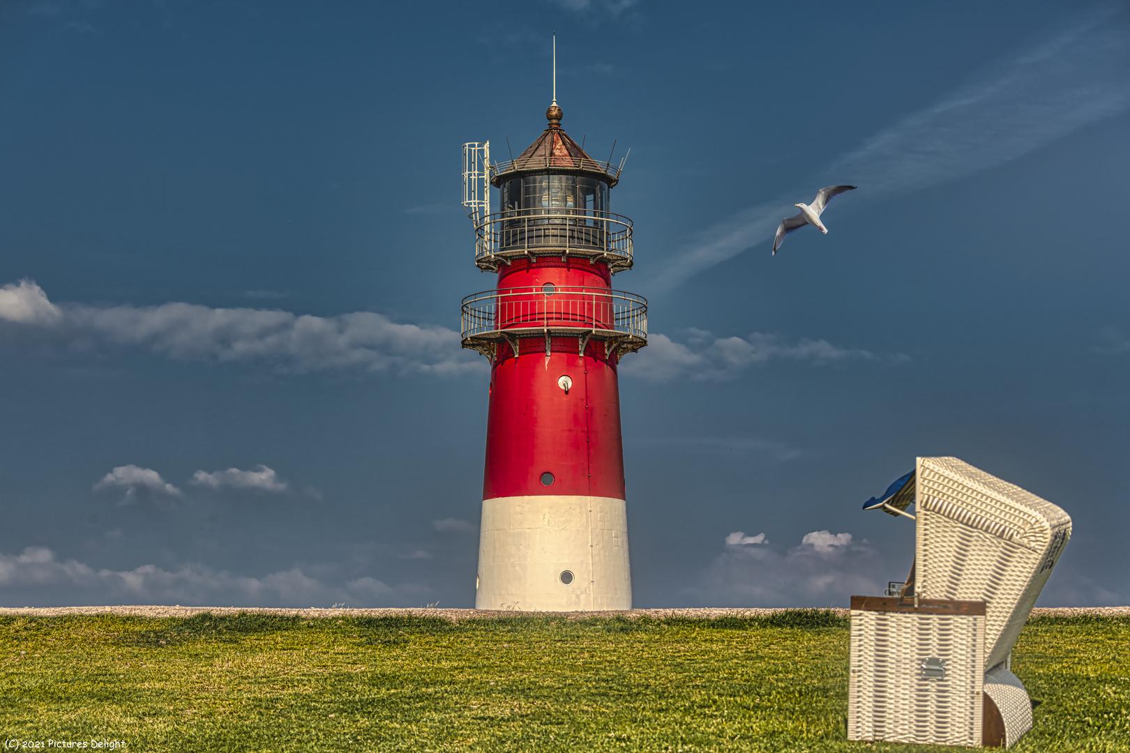 - Lighthouse Buesum -