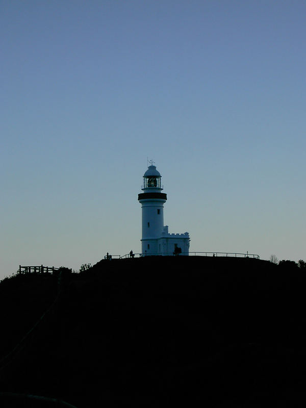 Lighthouse Byron Bay - Most Eastern Point of Australia
