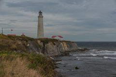 Lighthouse Cap-des-Rosiers