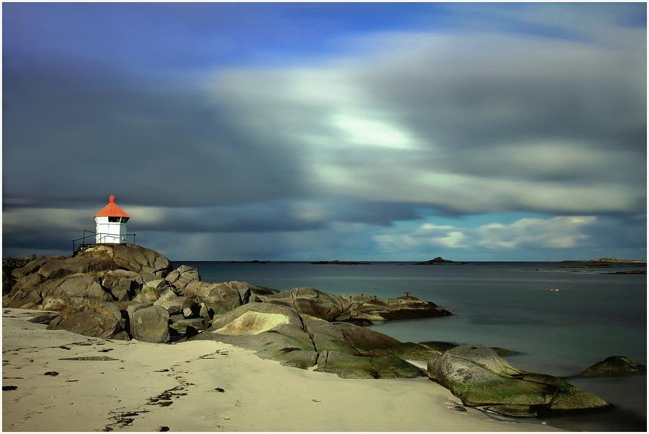 Lighthouse Eggum/Lofoten zwo