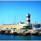 Lighthouse in Monopoli