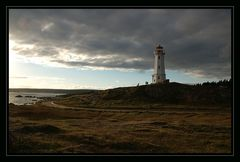 Lighthouse Luisbourg