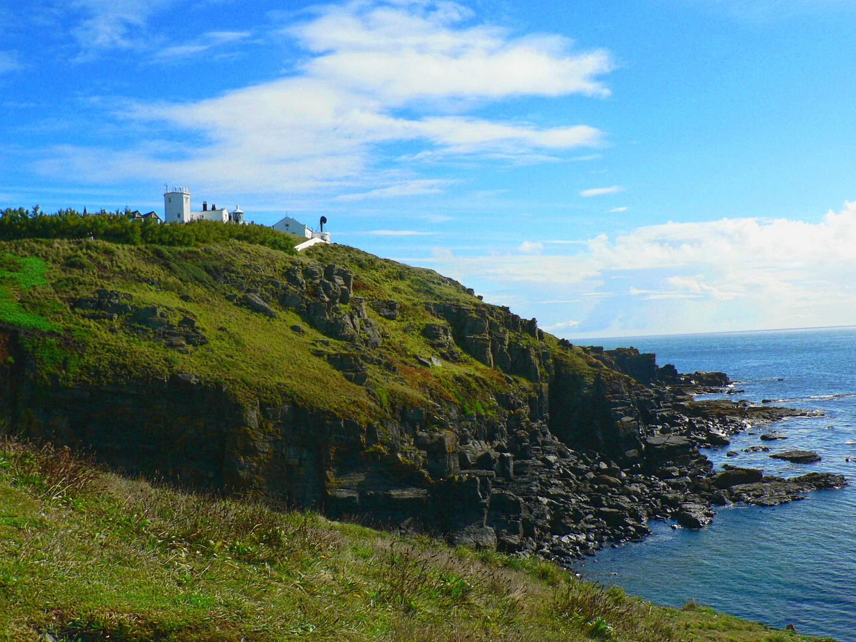Lighthouse on Lizard Point