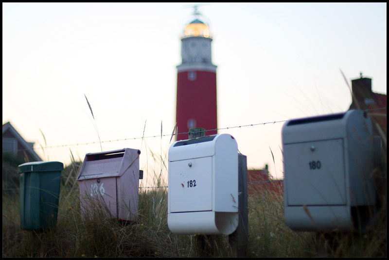 Lighthouse post No. 182