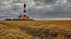 * Lighthouse Westerhever *