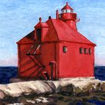 Lighthouses: The Red One