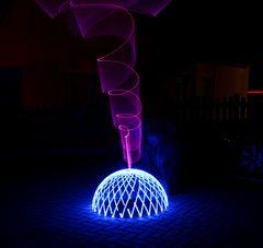 Lightpainting - erster Versuch