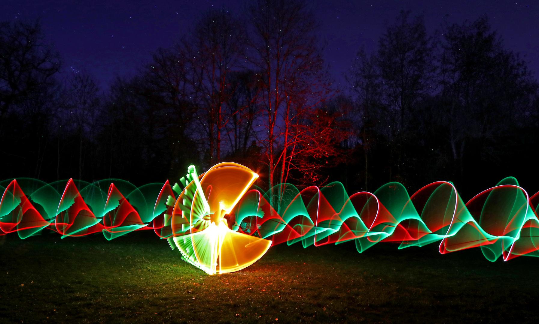 Lightpainting V