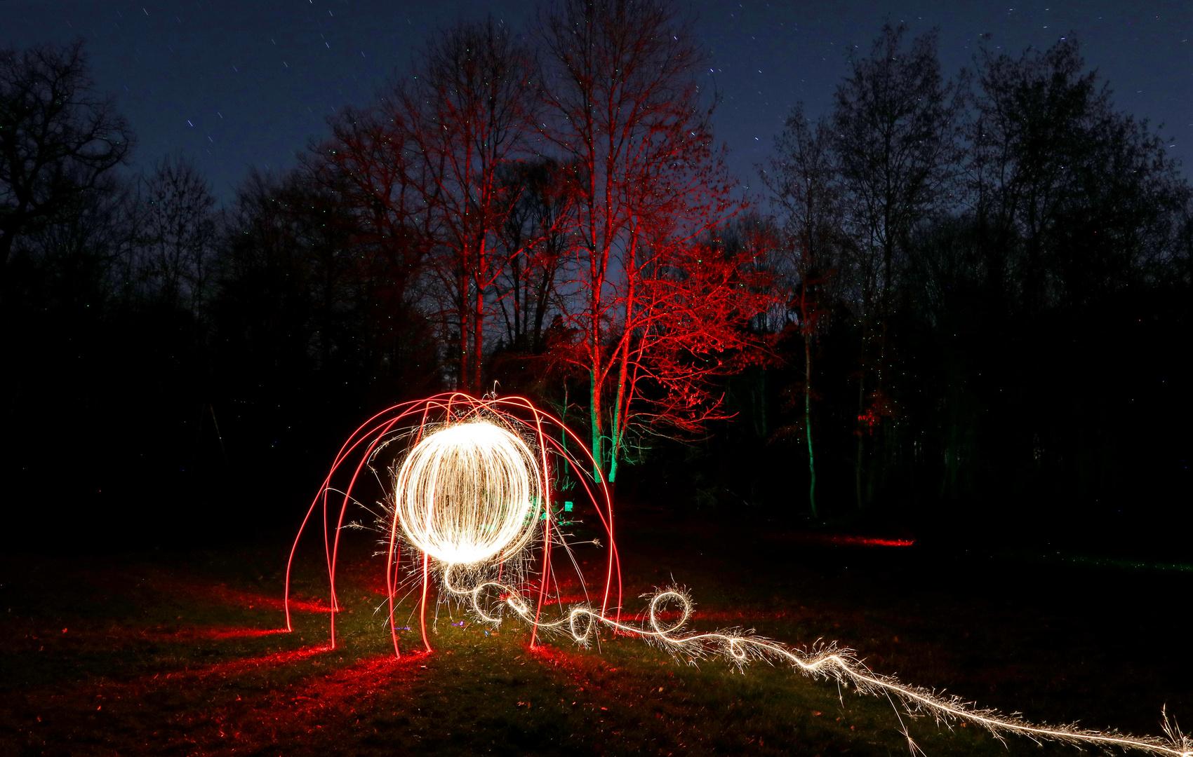 Lightpainting VI