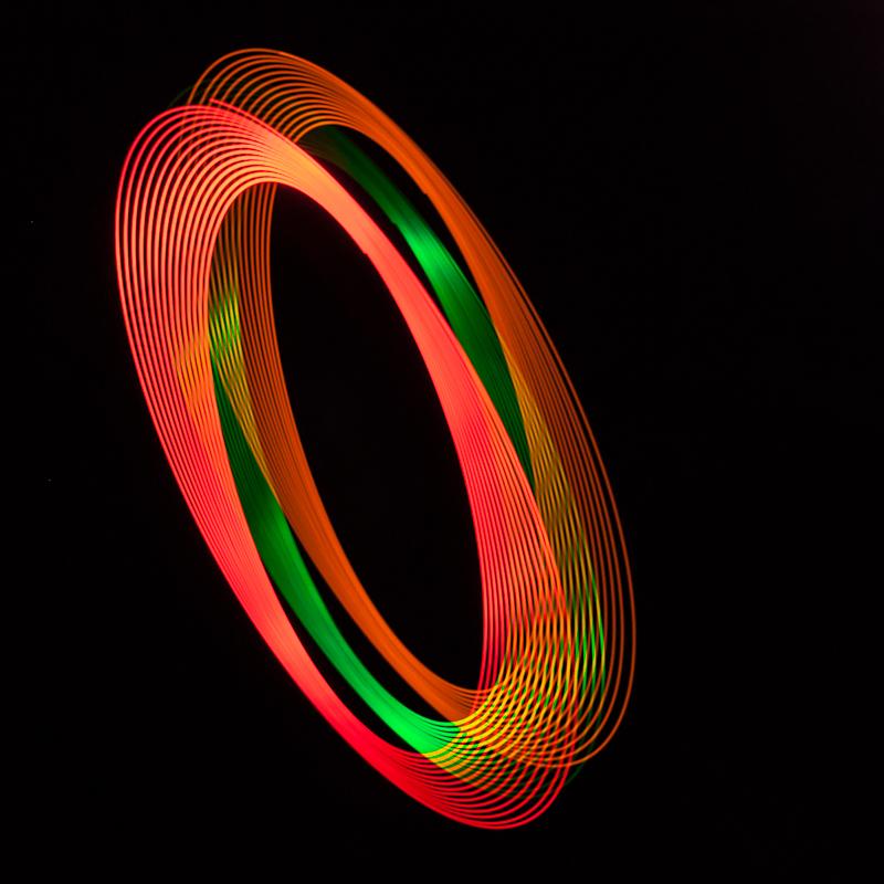 Lightpainting, Workshop