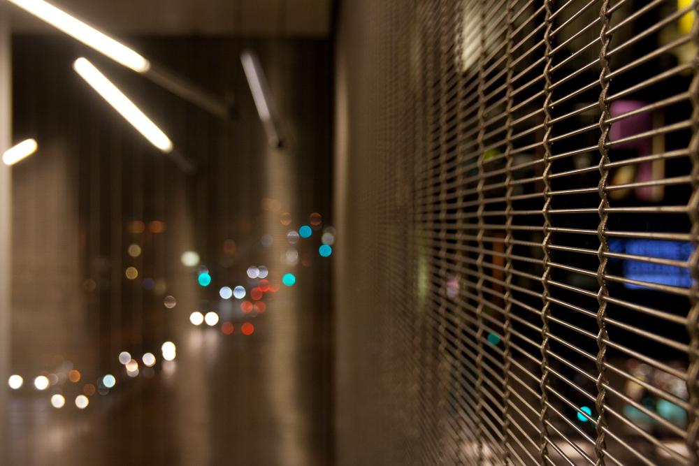 lights @ night