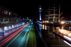 Lights of Bremerhaven No.1