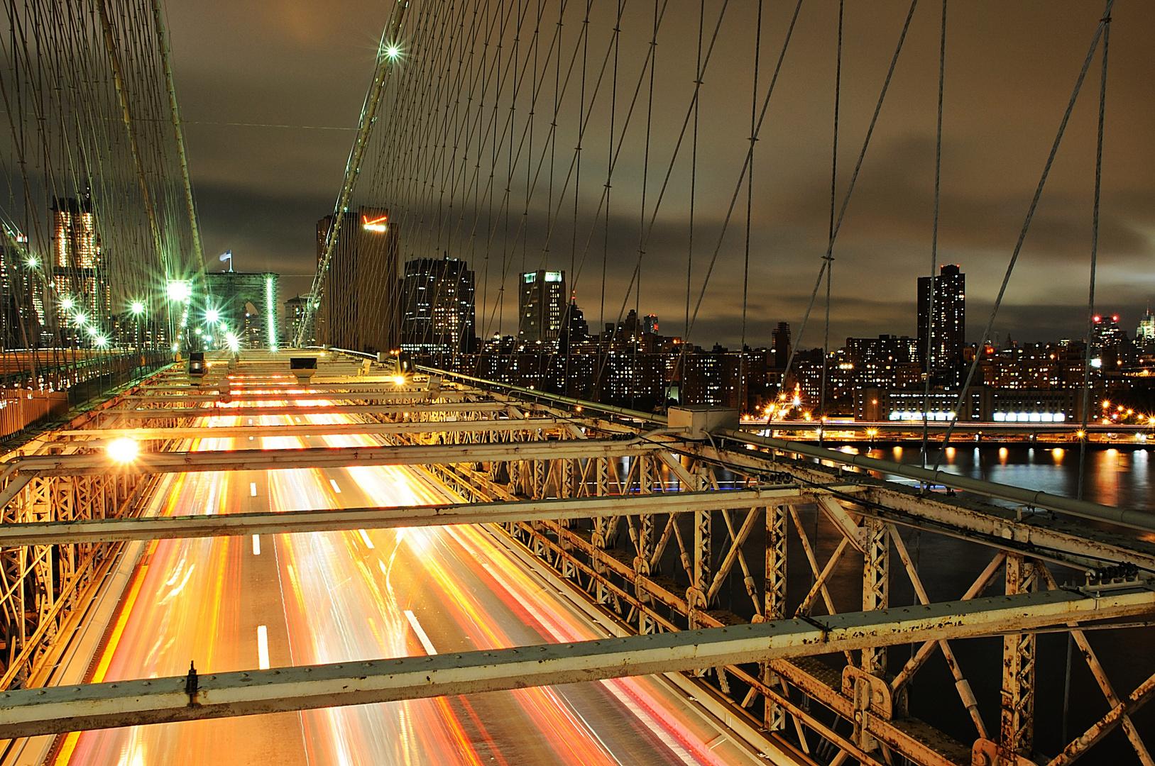 Lights to Manhattan