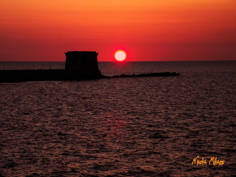 Ligny's Sunset