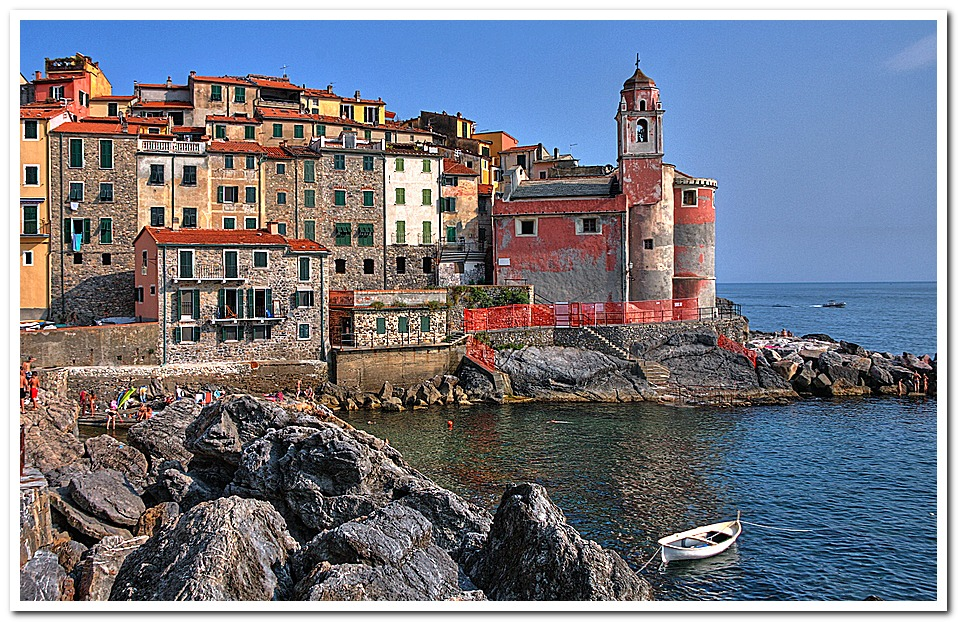 Liguria-Riviera di Levante.
