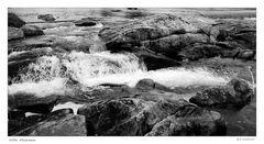 lille fossen - kleiner Wasserfall
