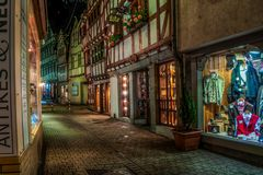 Limburg bei Nacht !