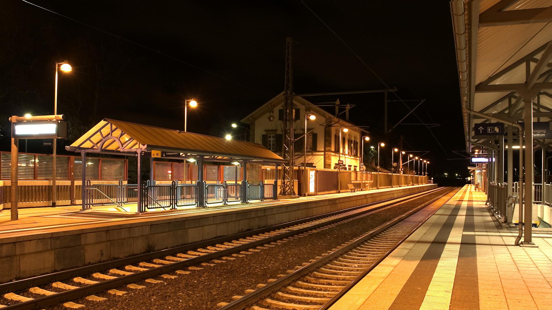 Limburgerhof Bahnhof