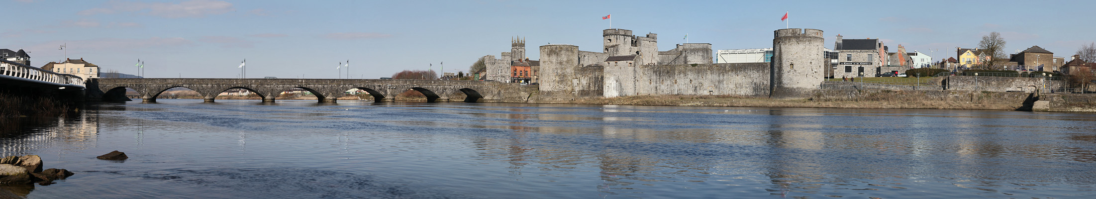 Limerick King John's Castle