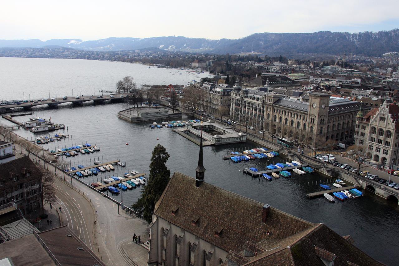 Limmat - Zürichsee
