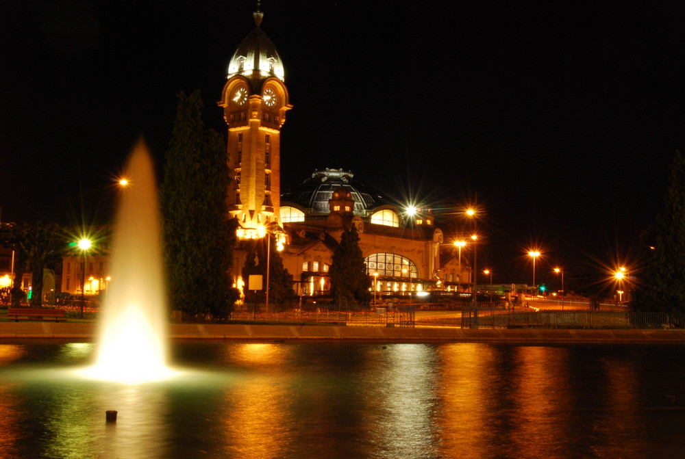 Limoges by night!!!